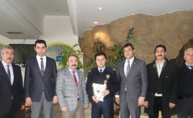 Sungurlu Emniyet Müdürü Orhan Durmaz'ın Tayini Çikti