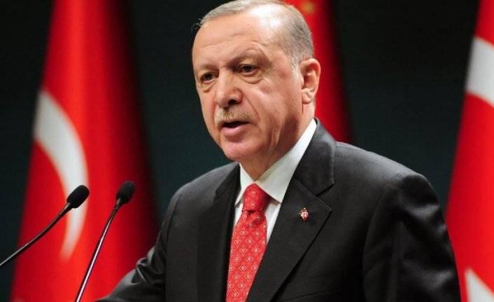 Cumhurbaşkanı Erdoğan'dan 'Ayasofya' yorumu: 'Hayırlı olsun'