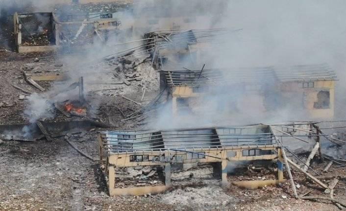 """Sakarya'daki havai fişek fabrikasının """"patlamalı"""" geçmişi!"""