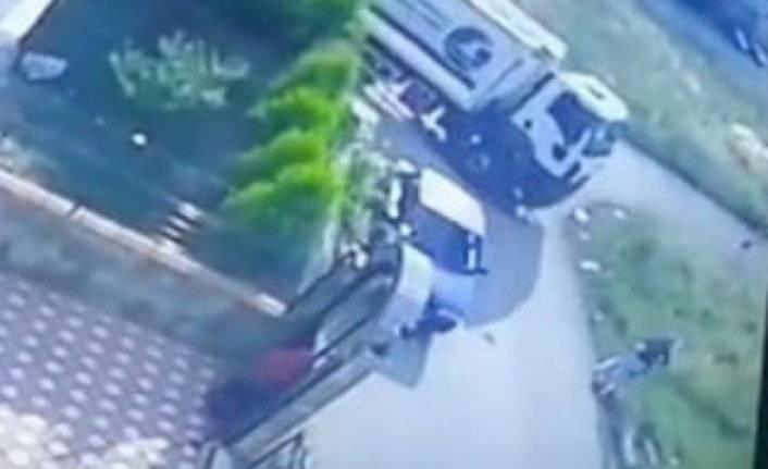 Bursa'da çöp kamyonuyla 1,5 yaşındaki çocuğun ölümüne neden olan şoför konuştu