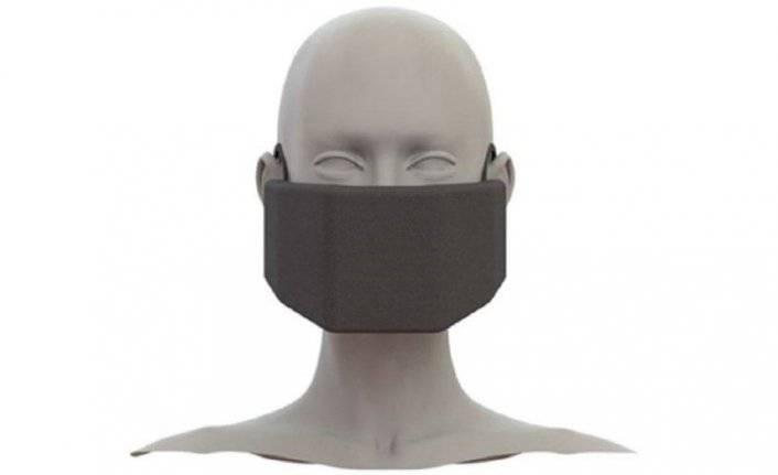Corona virüsü öldüren yüz maskesi geliştirildi!