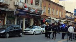 Kilis'e atılan roket restorana düştü! Çok sayıda yaralı var
