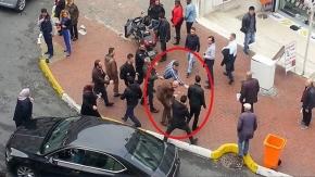 Osman Tanburacı saldırıya uğradı! Görüntüler ortaya çıktı