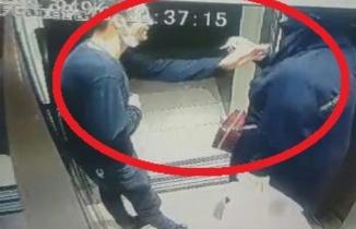 Bursa'da asansörde iğrenç taciz!