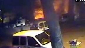 Bursa'da silahlı saldırı dehşeti kamerada!