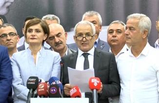 59 İl Başkanından Kılıçdaroğlu'na destek
