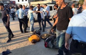 Bursa'da bıçak ve sopalarla polise saldırdılar! Sonları kötü oldu