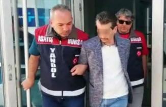 Bursa'da 50 bin liralık vurgun! Çalıştığı iş yerini soydu!