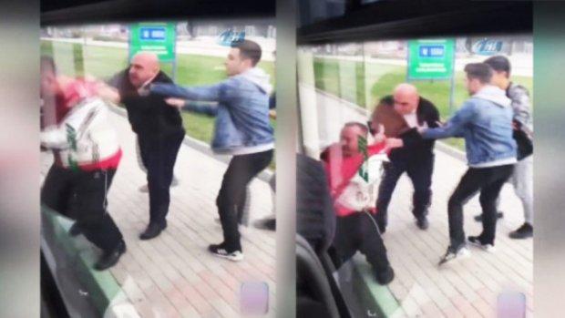 Bursa'da skandal! Şoför tartıştığı yolcuyu otobüsten attı!