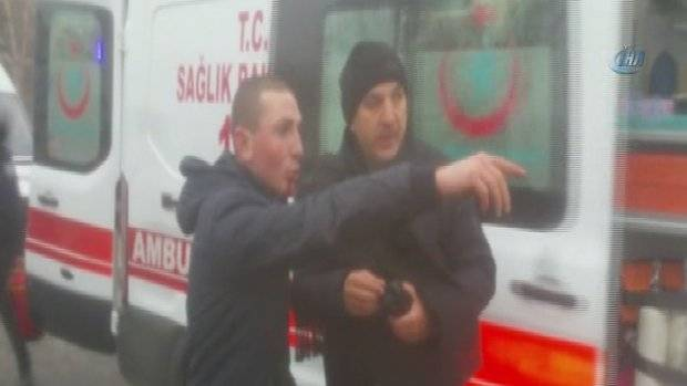 Patlamada yaralanan asker konuştu!
