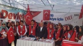 Necati Şahin referandum kararını açıkladı!