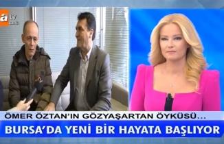 Dündar, Türkiye'yi Ağlatan Ömer'e Yardım Eli Uzattı